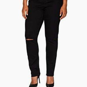 🆕👖 Bandolino Mandie Slim High Rise Jeans 20W